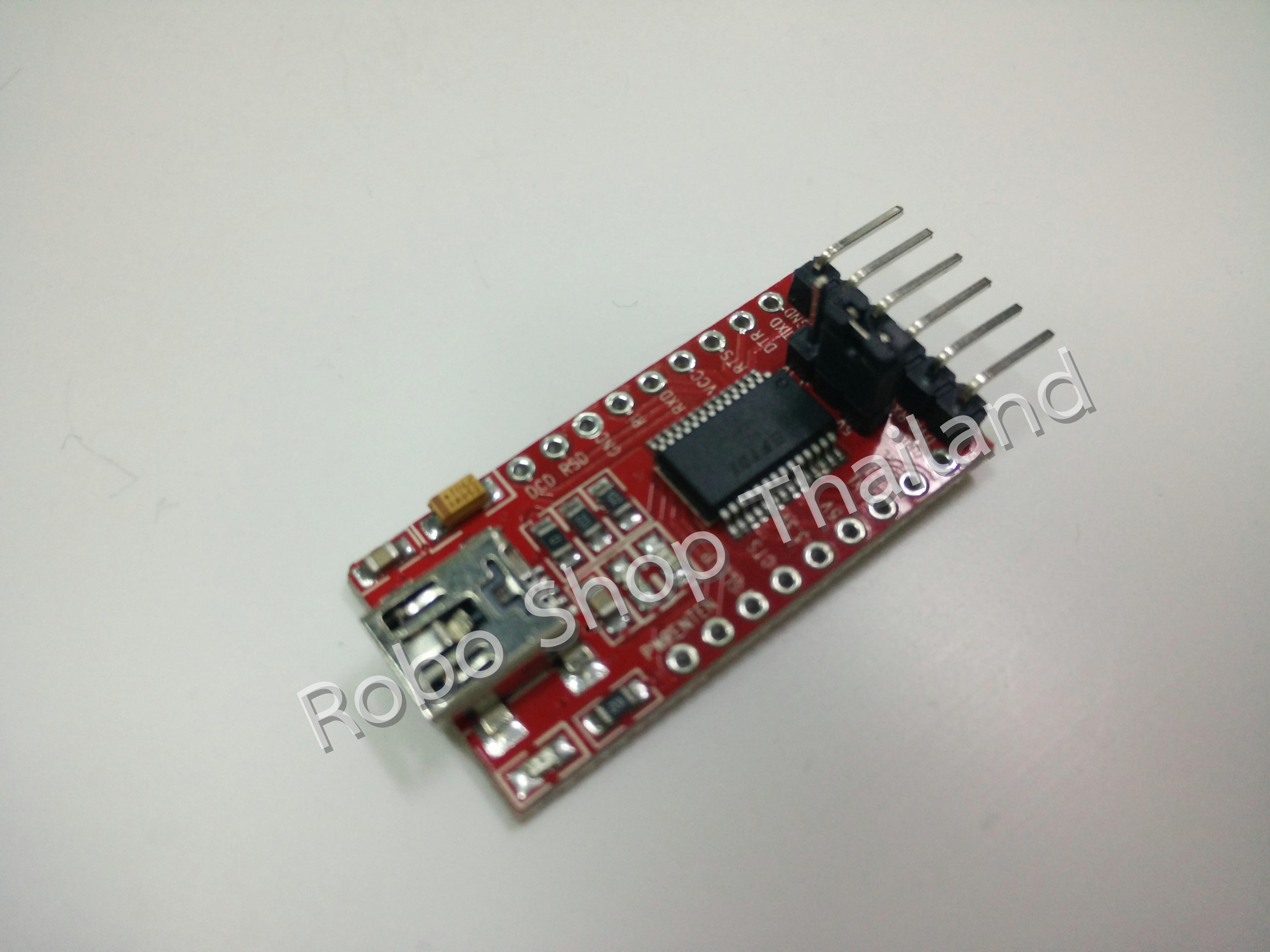 USB to TTL (FTDI 232) for Pro Mini