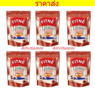 FITNE' HERBAL INFUSION - 6 * 10 P