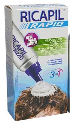 SET MAXXLIFE RICAPIL RAPID 2*200 ml