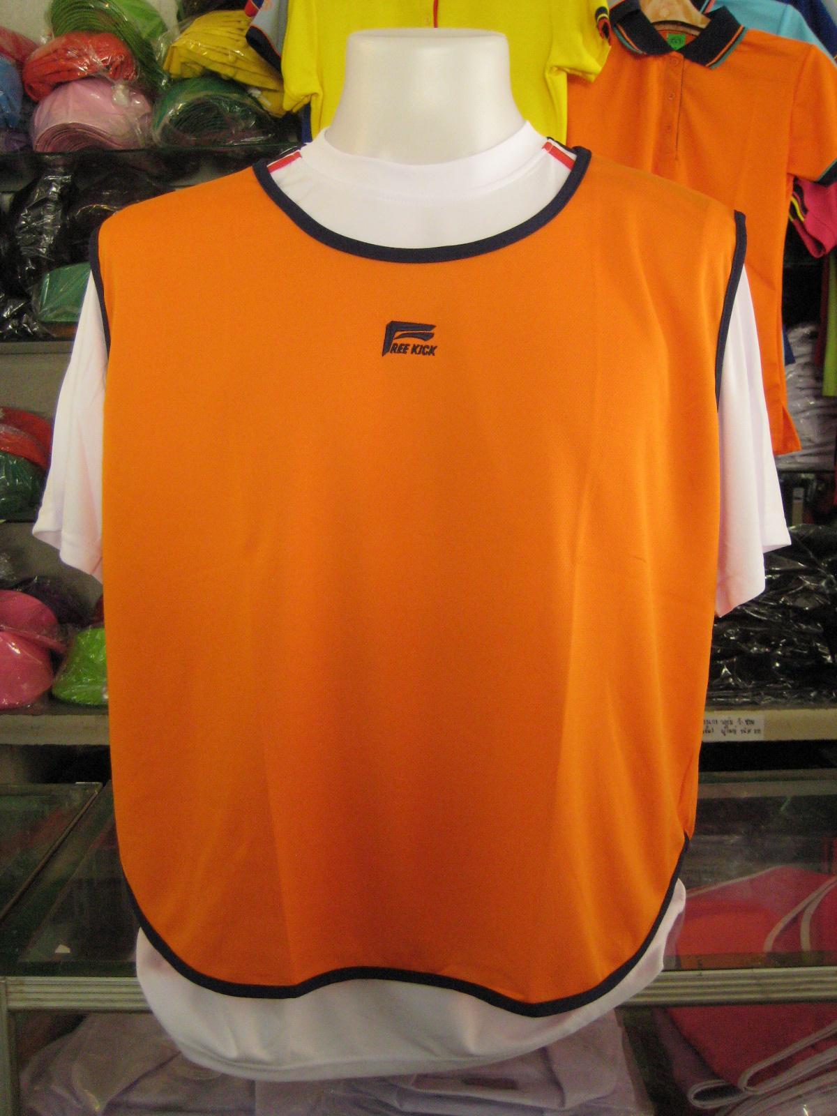 เสื้อคลุมกีฬา (เอี๊ยมกีฬา) - เสื้อเกราะอ่อน - เสื้อตัวสำรอง