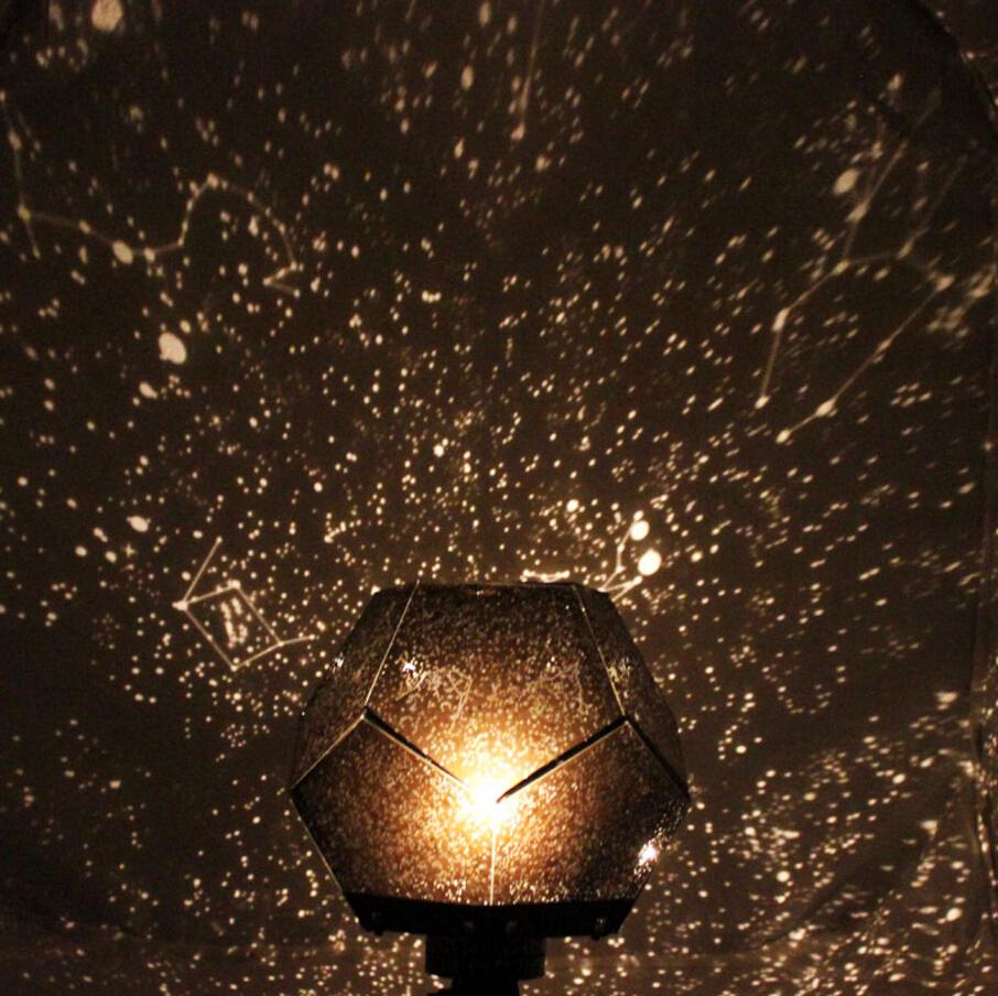 โคมไฟดวงดาว DIY