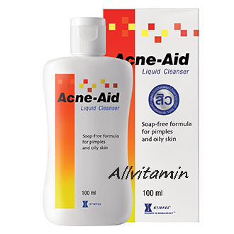 Acne-Aid liquid Cleanser 6 * 100 ml