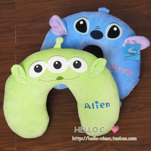 หมอนรองคอ alien stitch