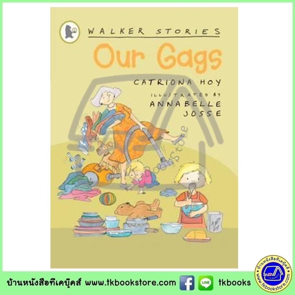 Walker Stories : Our Gags หนังสือเรื่องสั้นของวอร์คเกอร์ : คุณยายของพวกเรา