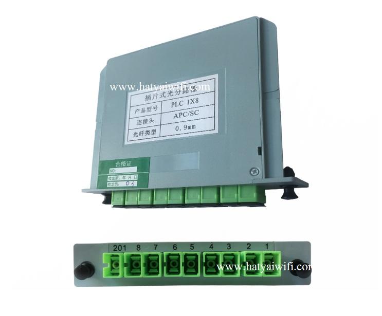 PLC Splitter 1:8 SC/APC
