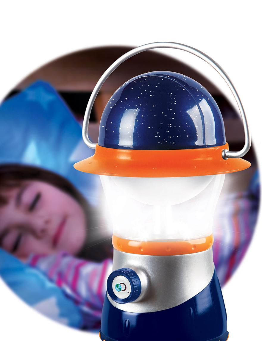 โคมไฟดวงดาว 2 IN 1 Discovery