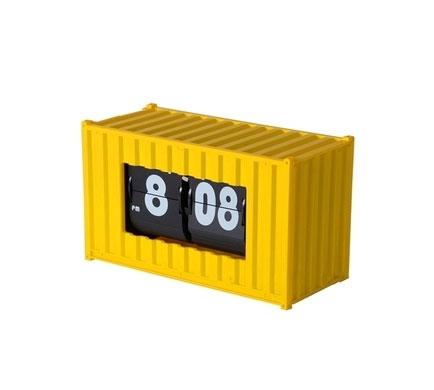 นาฬิกาพลิกเลขตู้คอนเทนเนอร์ <พร้อมส่ง>