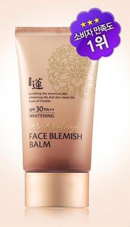 Welcos BB Cream NO MAKE UP Face Blemish Balm SPF30 PA+++