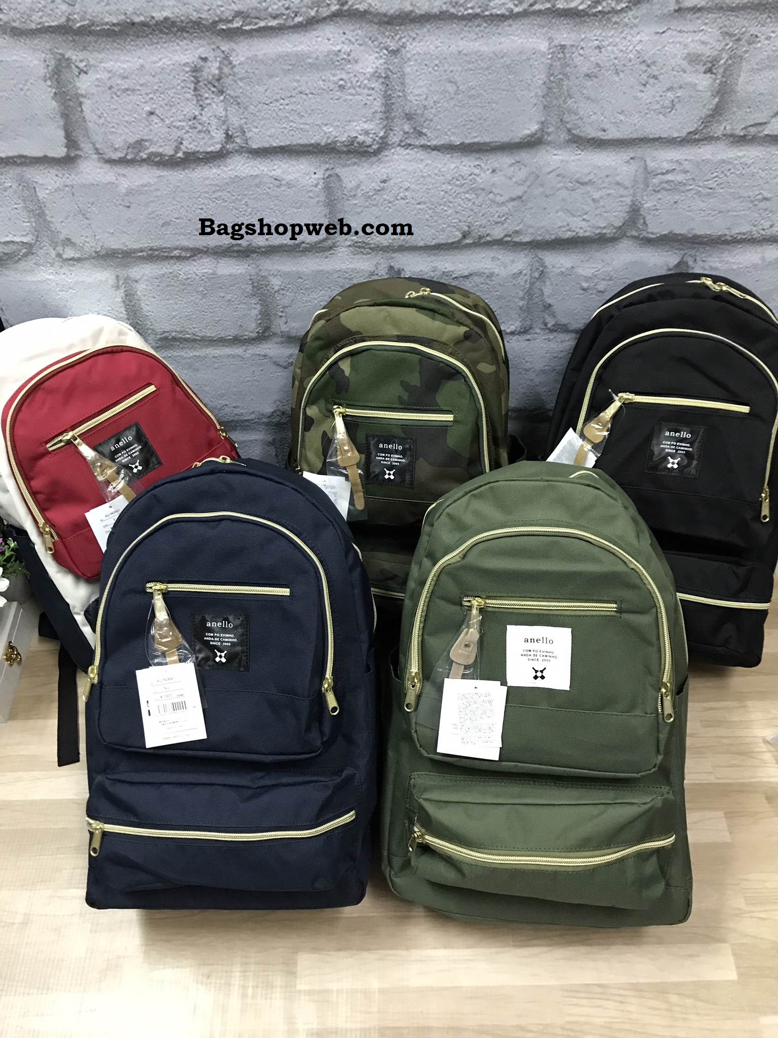 Anello 3D backpack Original Hand Carry (AU-N0641)