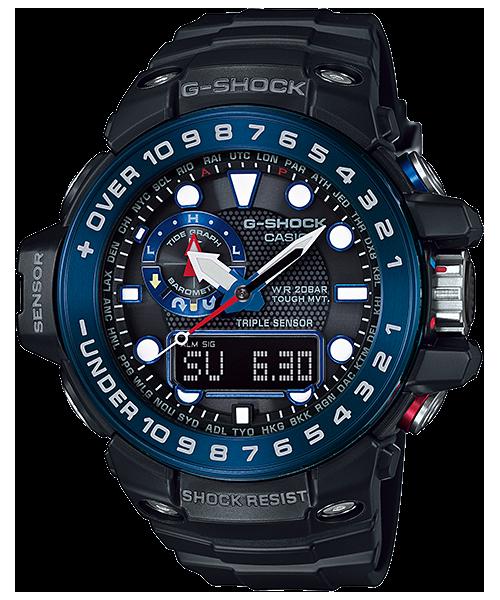 Casio GWN-1000B-1B