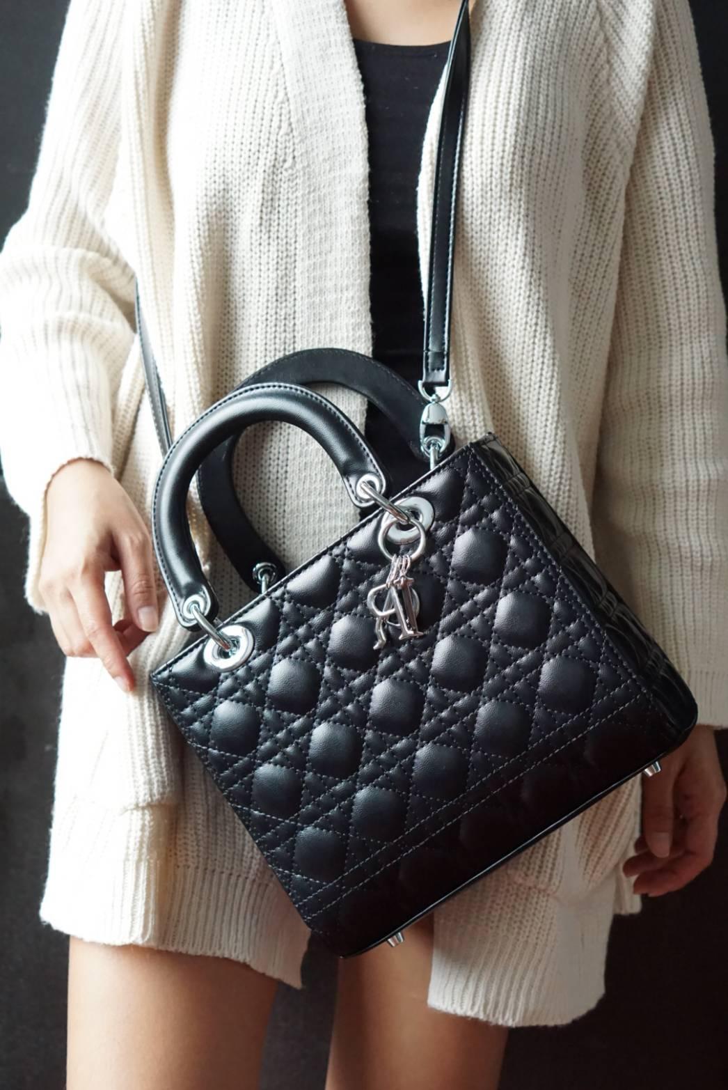 Bag Fashion Style Lady Medium size 25 cm