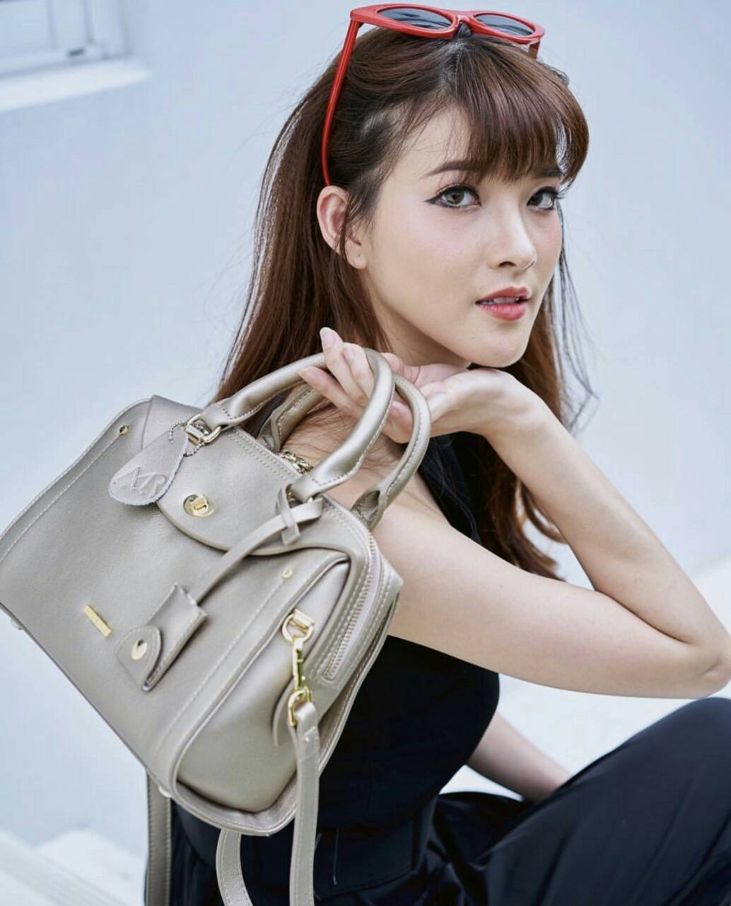 Amory Ashley Genuine Leather Bag New Collection 2018
