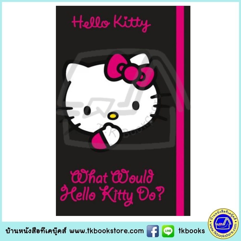 What Would Hello Kitty Do ? เฮลโลคิตตี้จะทำอะไร ?