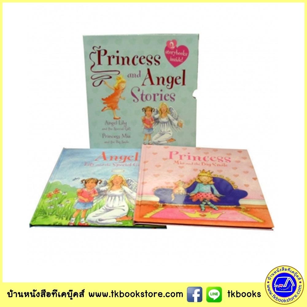 Princess and Angle Story : 2 Storybooks in a Slipcase นิทานเจ้าหญิงและเทวดา 2 เล่มพร้อมกล่อง