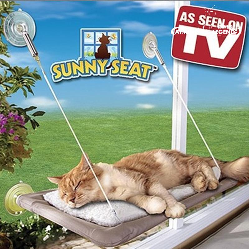 Window Cat Bed ที่นอนแมวติดกระจก