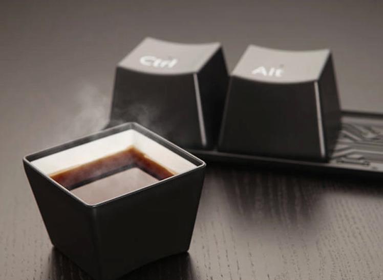 แก้วน้ำ Ctrl+Alt+Del <พร้อมส่ง>