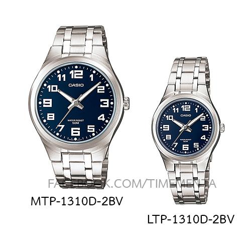 Casio MTP-1310D-2BV+LTP-1310D-2BV