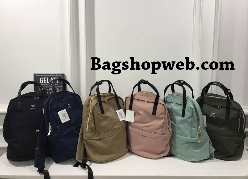 Anello 2 layered backpack 2017