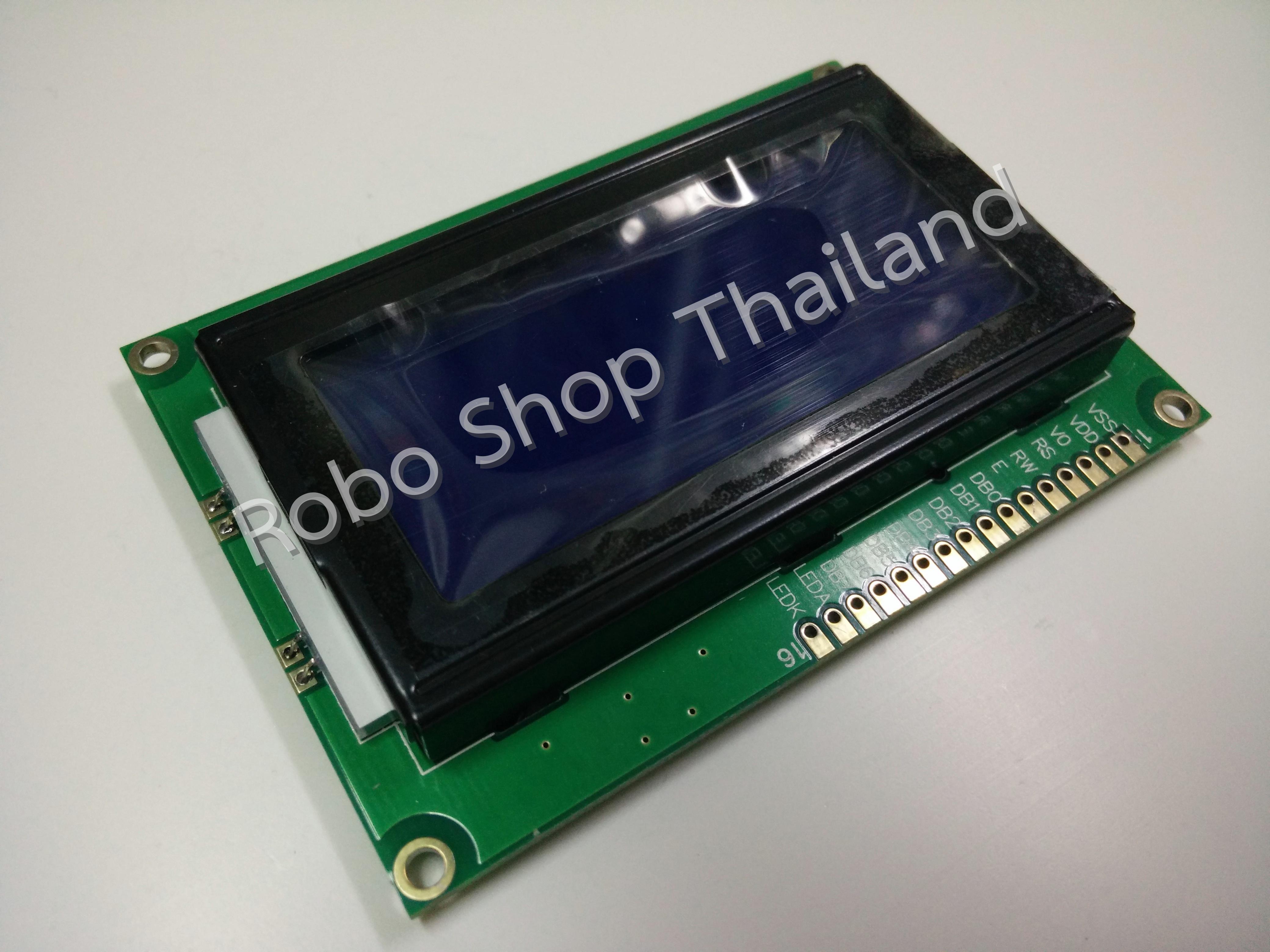 LCD 16x4 Blue