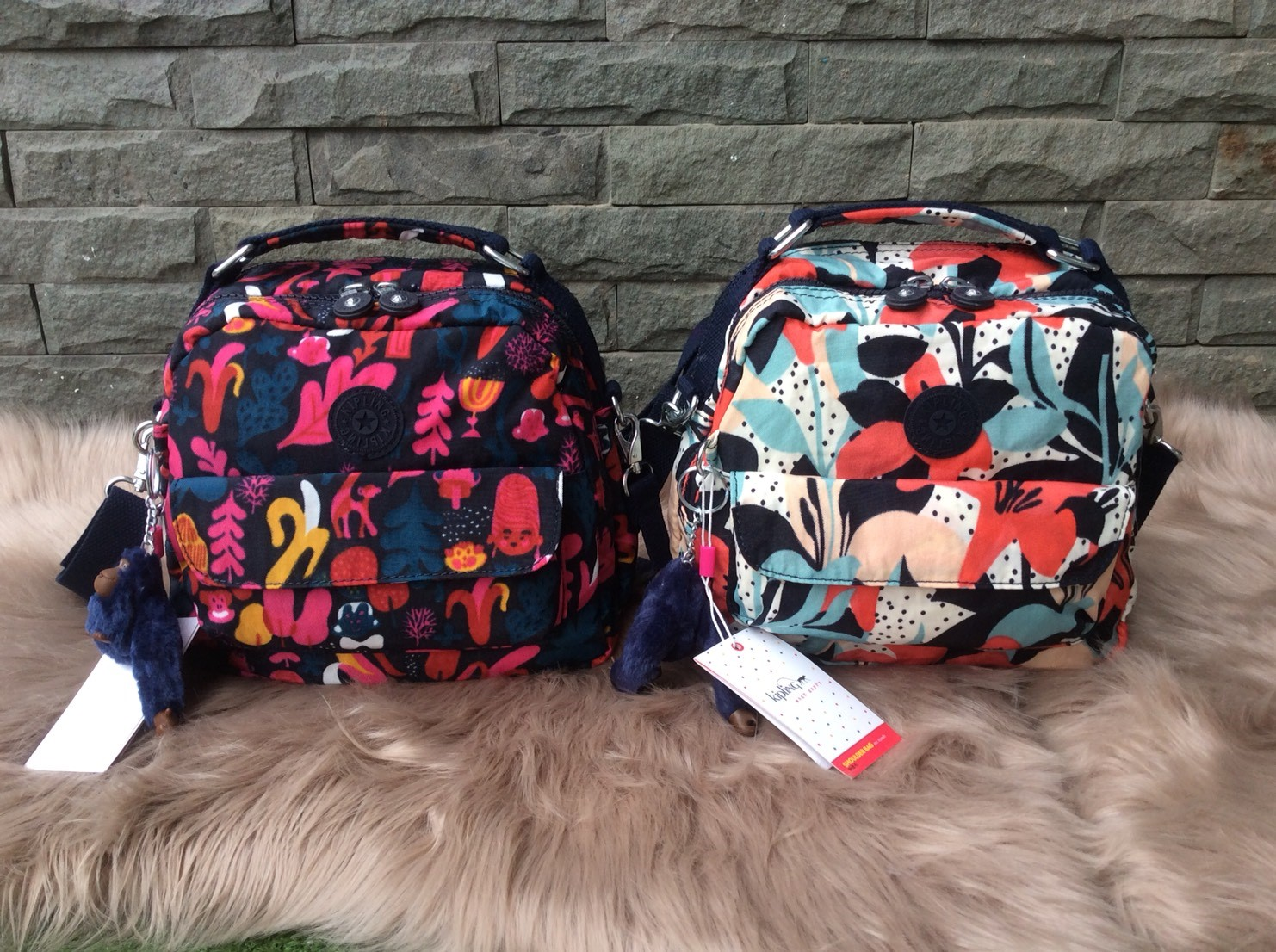 KIPLING CANDY Outlet มี 6 ลายให้เลือกค่ะ *สินค้า outlet