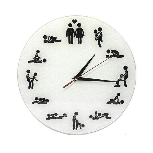 นาฬิกาท่ายาก Sex Clock