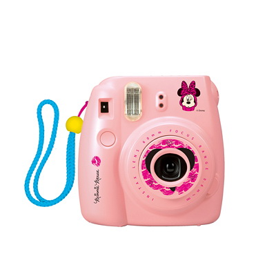 Fujifilm Instax mini 8 ( Minnie Mouse)