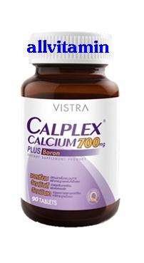 Vistra Calpex Calcium 700 mg Plus Boron 30 tab