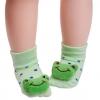 ถุงเท้าเด็ก #3 กบ