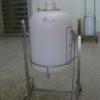 ที่โยกถังน้ำ 20 ลิตรใช้ได้ทั้งถังแบบใสและแบบขุ่น ชิ้นงานทำด้วยสแตนเลส