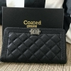 C Boy caviar purse lambskin New With Box (หนังแท้) มีคลิปรีวิวใบจริงค่ะ