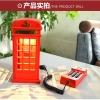 โคมไฟสัมผัสตู้โทรศัพท์อังกฤษ โทรได้จริง