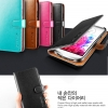 VERUS : Crayon Leather Diary Case Wallet Cover for LG G3