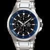 นาฬิกาข้อมือ CASIO EDIFICE MULTI-HAND รุ่น EF-342D-1A2V