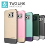 Verus : Two Link Hard Case Cover for Samsung Galaxy S6 Edge