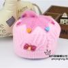 หมวกถัก(เลสเบี้ยน)สีชมพู