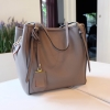กระเป๋า Amory Leather Everyday Tote Bag สีเทา กระเป๋าหนังแท้ทั้งใบ 100%