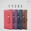 Hanton Apple iPhone 6 Leather Color Diary Plain Case Hard Plastic Fixed Cover