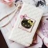 Authentic Hello Kitty Mirror Smart Wallet Case For Galaxy Note Edge