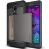 VERUS : Damda Slide Slim & Hard Back Cover Case For Galaxy Note 4