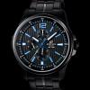 นาฬิกาข้อมือ CASIO EDIFICE MULTI-HAND รุ่น EF-343BK-1AV