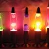 โคมไฟ ลาวา LAVA LAMP