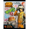 Egmont STAR WARS REBELS Annual 2015 Book : หนังสือกิจกรรมปกแข็ง สตาร์ วอร์ รีเบลส์