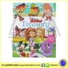 Disney Junior Treasury : 6 stories + Minnie Minifigurine นิทานปกแข็ง ดิสนีย์ จูเนียร์ 6 เรื่องพร้อม มินิฟิกร์มินนี่