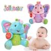 ตุ๊กตาช้าง เสริมพัฒนาการ Jolly Baby เพลงเยอะ ฟังค์ชั่นเยอะ 2 ภาษา