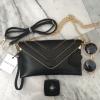 กระเป๋า PARFOIS Clutch bag with strap ราคา 1,190 บาท