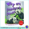 First Questions And Answers - Why are pandas in peril? หนังสือคำถามแรกและคำตอบ - ทำไมแพนด้าถึงตกอยู่ในอันตราย