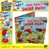 Rain Rain Smurf Away ฝนตกในหมู่บ้านสเมิร์ฟ นิทานปกอ่อน หนังสือเด็กภาษาอังกฤษ
