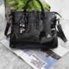 กระเป๋า KEEP XOXO Hand Bag With Cool Rabbit ลายหนังจรเข้