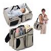 กระเป๋าคุณแม่ กางเป็นที่นอนทารกพกพาได้ 3 in 1 Baby Travel Bed and Bag