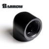 Barrow ข้องอ 90 Female - Female สีดำ